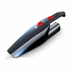 CNMGB Aspirateur sans Fil pour Voiture, aspirateur à Main Double Usage Humide et Sec 120W Haute Puissance, aspirateur pour Voiture (Cadeau Gratuit de Parfum Exquis)