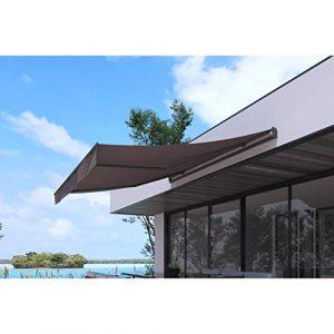 CONCEPT USINE – Adro – Store banne Taupe 3×2,5 m
