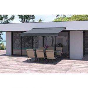 CONCEPT USINE – Lozio – Store banne Gris 2820 x 2480 mm