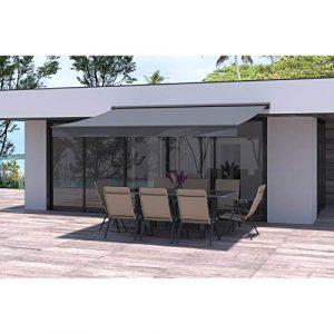 CONCEPT USINE – Lozio – Store banne Gris 3820 x 3000 mm