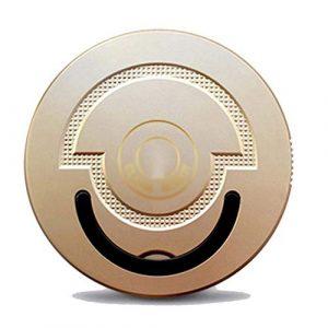 QHYY Mini Robot de Nettoyage USB Universal Power Wheel Balayage Robot Aspirateur Multifonction Portable