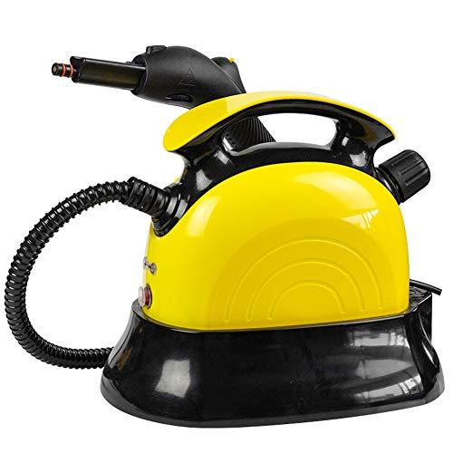 CWYPC Nettoyeur à Vapeur, Steam Cleaner Balai Vapeur Sol Vaporetto, avec Kit d'Accessoires, avec Le Volume De Vapeur Réglable, Idéal pour Tous Types De Sols Et Moquette