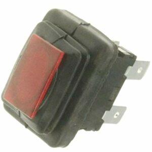 Interrupteur marche arrêt rouge – Nettoyeur vapeur – POLTI