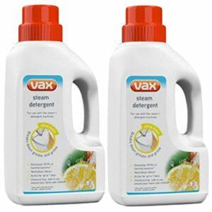 2 x 500 ml pour nettoyeur vapeur Vax 1-9-131627-00 (original)