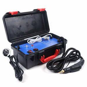 Nettoyeur à vapeur haute pression multifonction pour maison de bureau, appareils ménagers, 220 V 3000 W – Nettoyeur vapeur électrique haute température – 100-130 °C – 3-5 bar