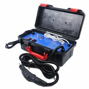 YiWon Nettoyeur vapeur portable 1400 W pour voiture, maison