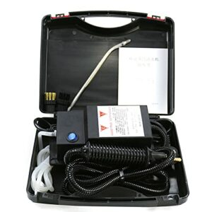 Nettoyeur vapeur 20 V – Nettoyeur vapeur haute pression – Pour nettoyer la saleté, désinfecter, enlever l'huile, etc.